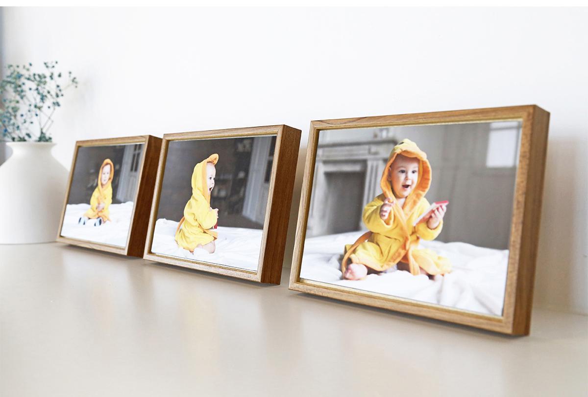FANTAC Magnetic Photo Frame Set- A4
