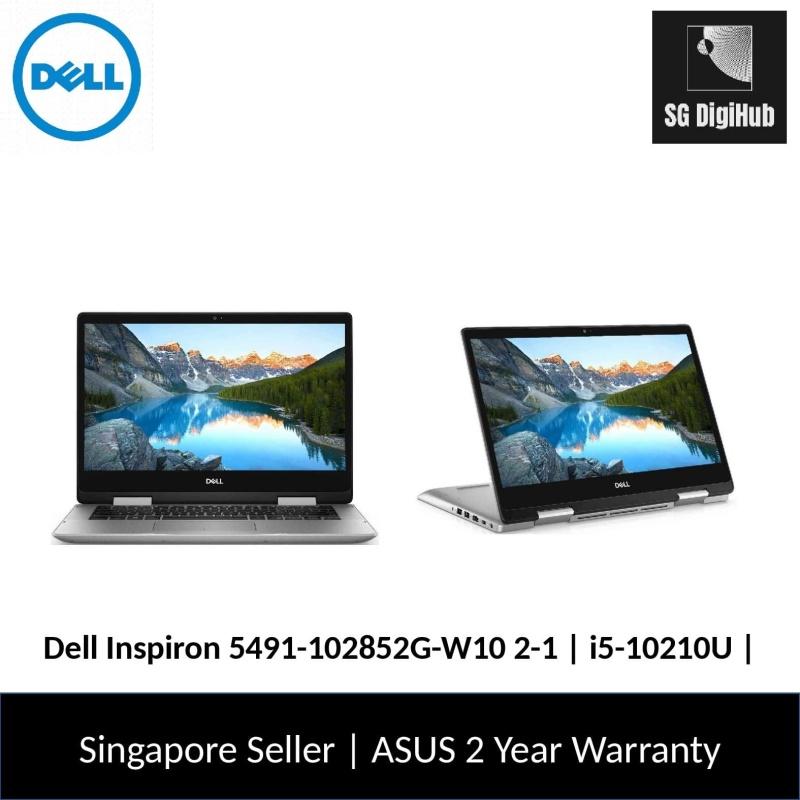 Dell Inspiron 5491-102852G-W10 2-1 | i5-10210U | 8GB RAM | 512GB SSD | NVIDIA MX230 | 2Y Warranty