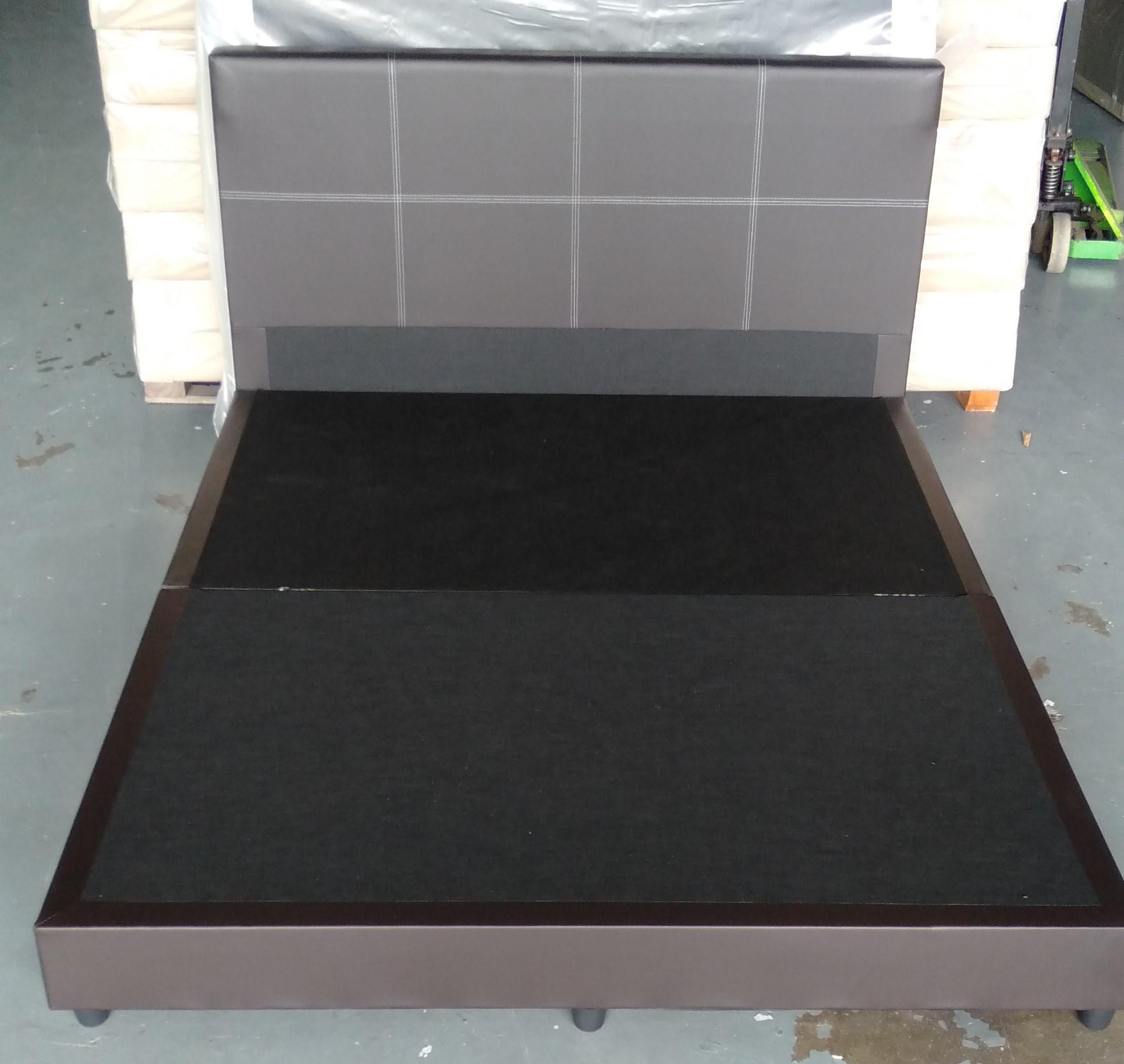 PVC bed frame