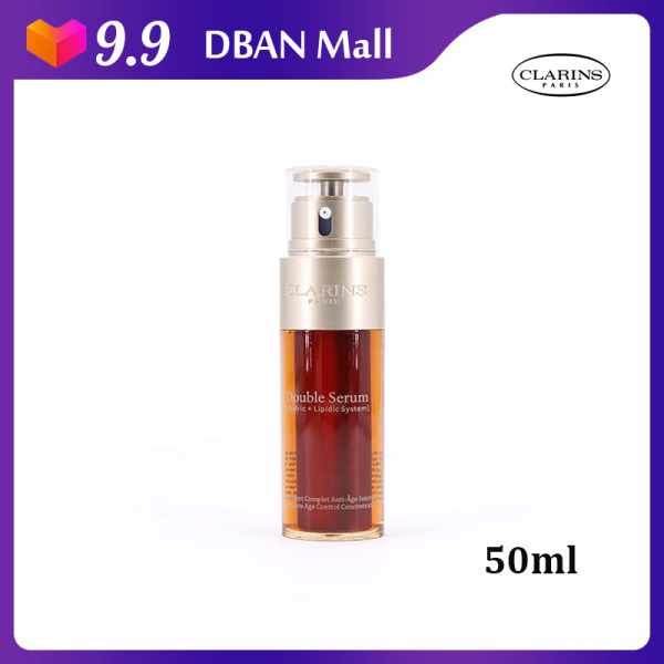 Buy Clarins Double Serum 50ml - DBAN MALL [Luxury Beauty (Skincare) – Essences / Serums / Concentrates Brand New 100% Authentic] Singapore