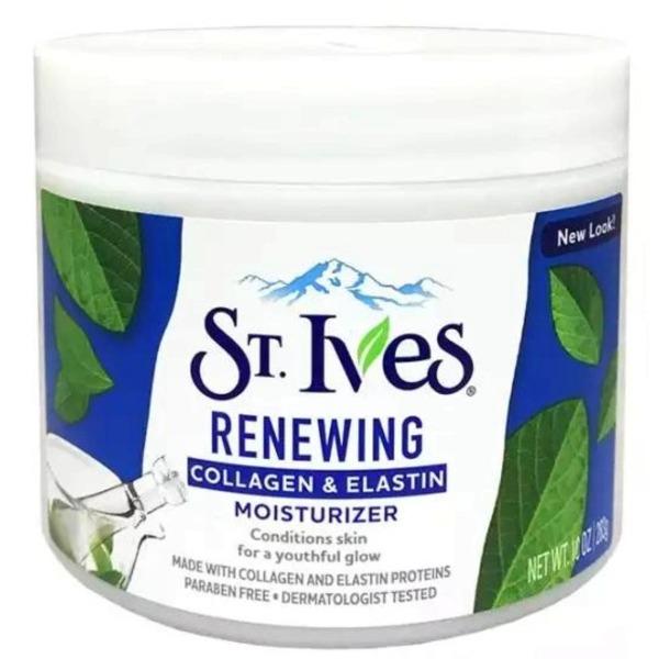 Buy Skin Moisturizer, St Ives Renewing Collagen & Elastin Moisturizer 283g Tub Singapore