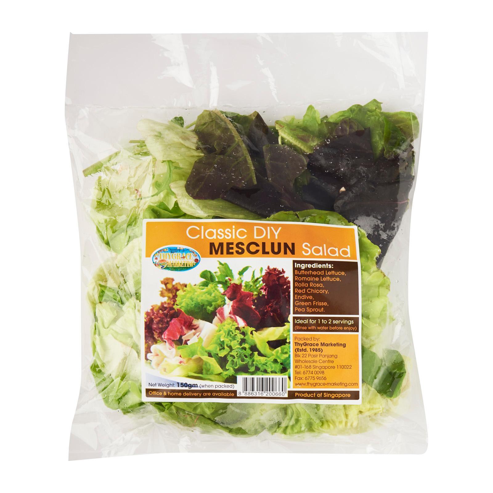 ThyGrace Mesclun Salad Mix