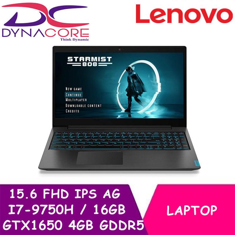 DYNACORE - LENOVO L340-15IRH Gaming 15.6 FHD IPS AG (250Nits - 60 GHz) / I7-9750H / 16GB DDR4 / 1TB M2 NVME SSD / NVIDIA GTX 1650 4GB GDDR5 / WIN 10
