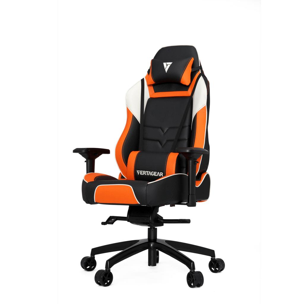 Vertagear Racing Series P-Line PL6000 Gaming Chair Black Orange Special Edition