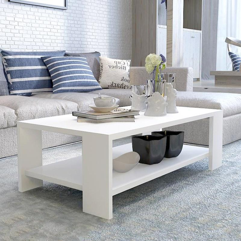 Jiji Chante Coffee Table (free Installation) - Living Room Storage Coffee Table/ Furniture/ Free 12 Months Local Warranty (sg) By Jiji.
