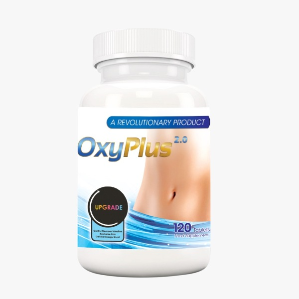 Buy 3-Pack OxyPlus 2.0 100% Natural Flatter Tummy Food Supplement 120 capsules Singapore