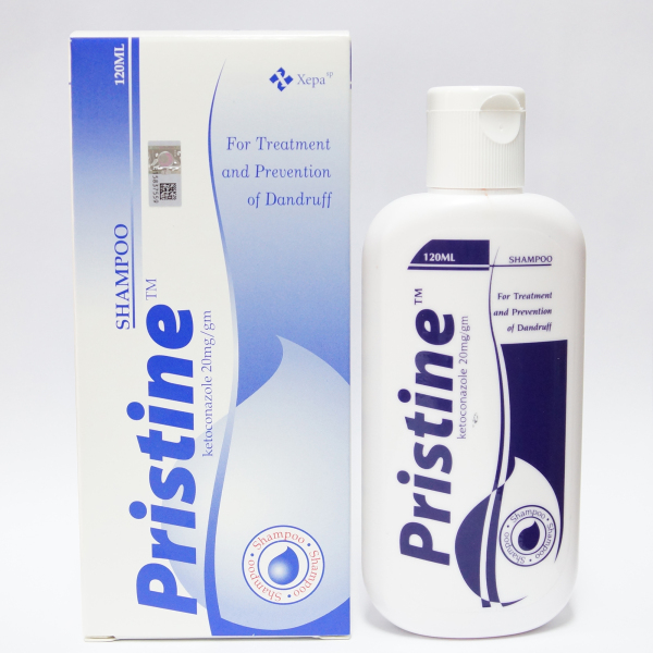 Buy Pristine Shampoo 120ml Singapore