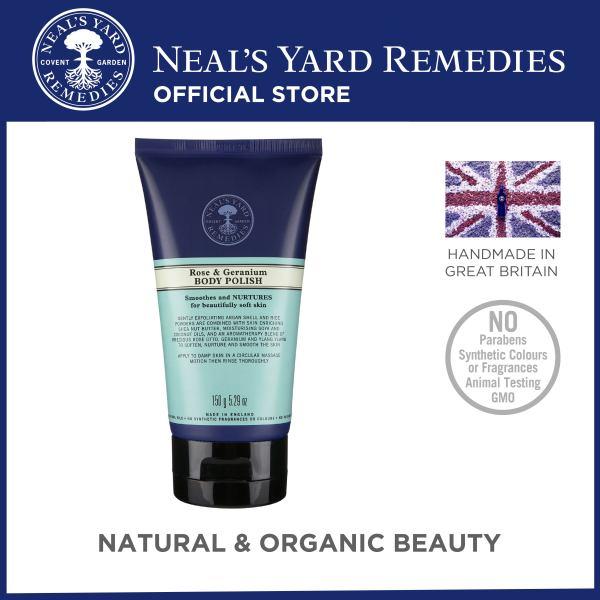 Buy Neals Yard Remedies Rose and Geranium Body Polish Singapore