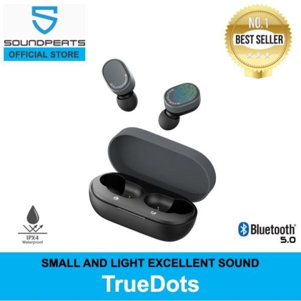 SoundPEATS TrueDots True Wireless Earbuds Singapore