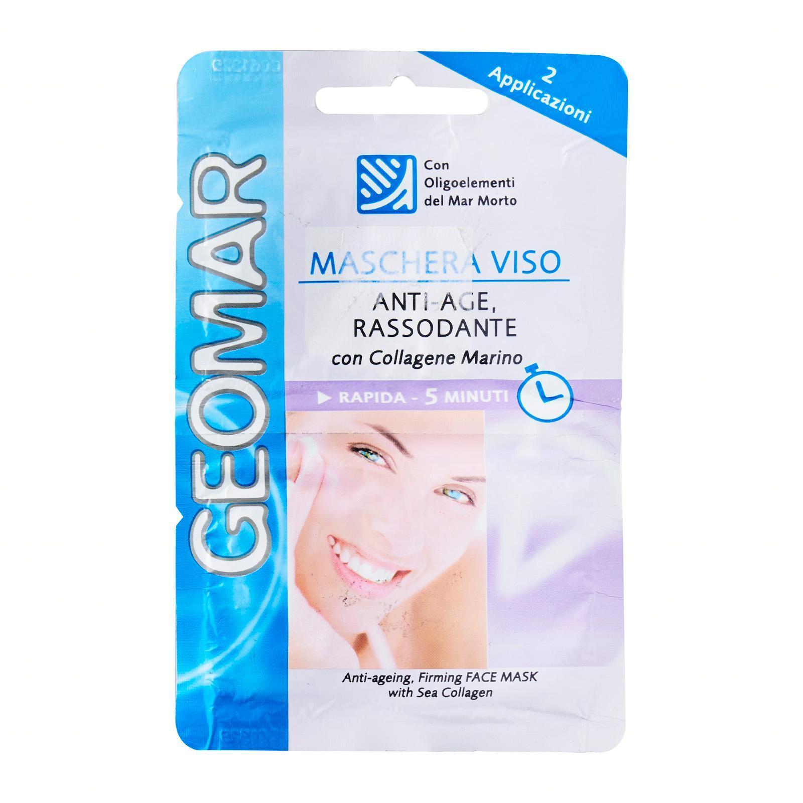 Geomar Anti-Aging Face Musk 2 Usage
