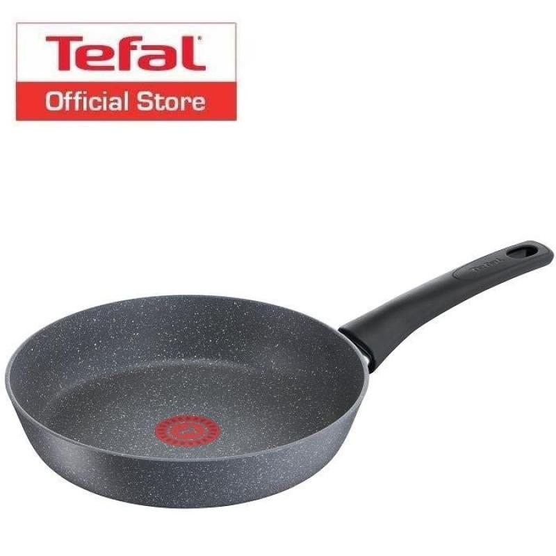 Tefal Chefs Delight Stone Frypan 24cm G12204 Singapore