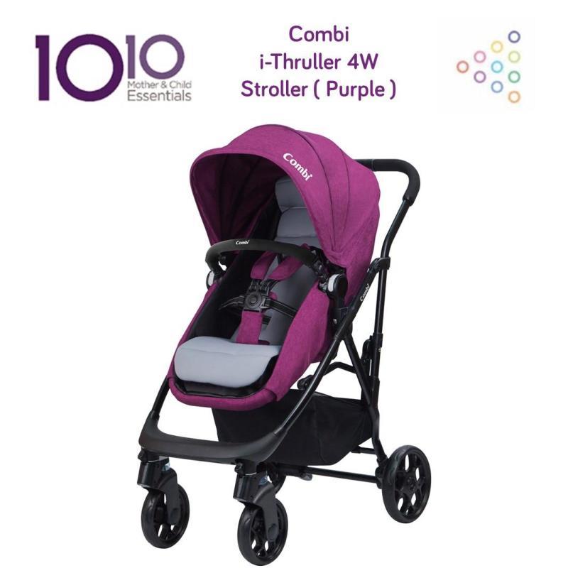 Combi i-Thruller 4W Stroller Singapore