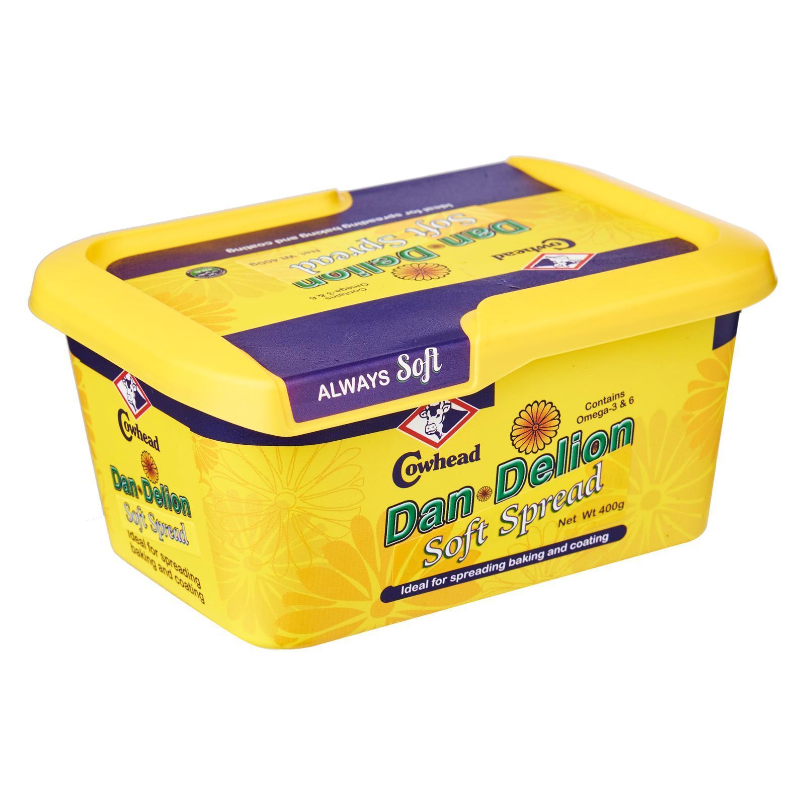 Cowhead Soft Dan-Delion Spread