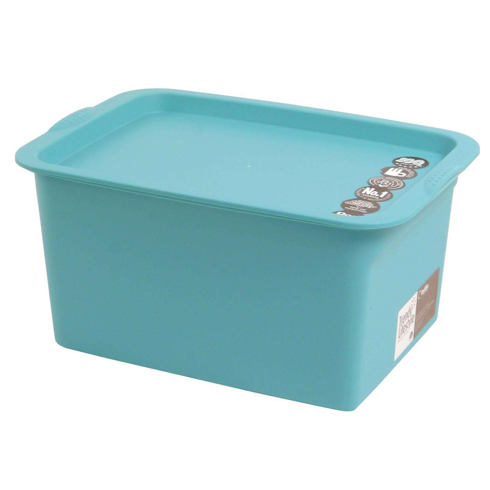 CITYLIFE Storage Box With Lid