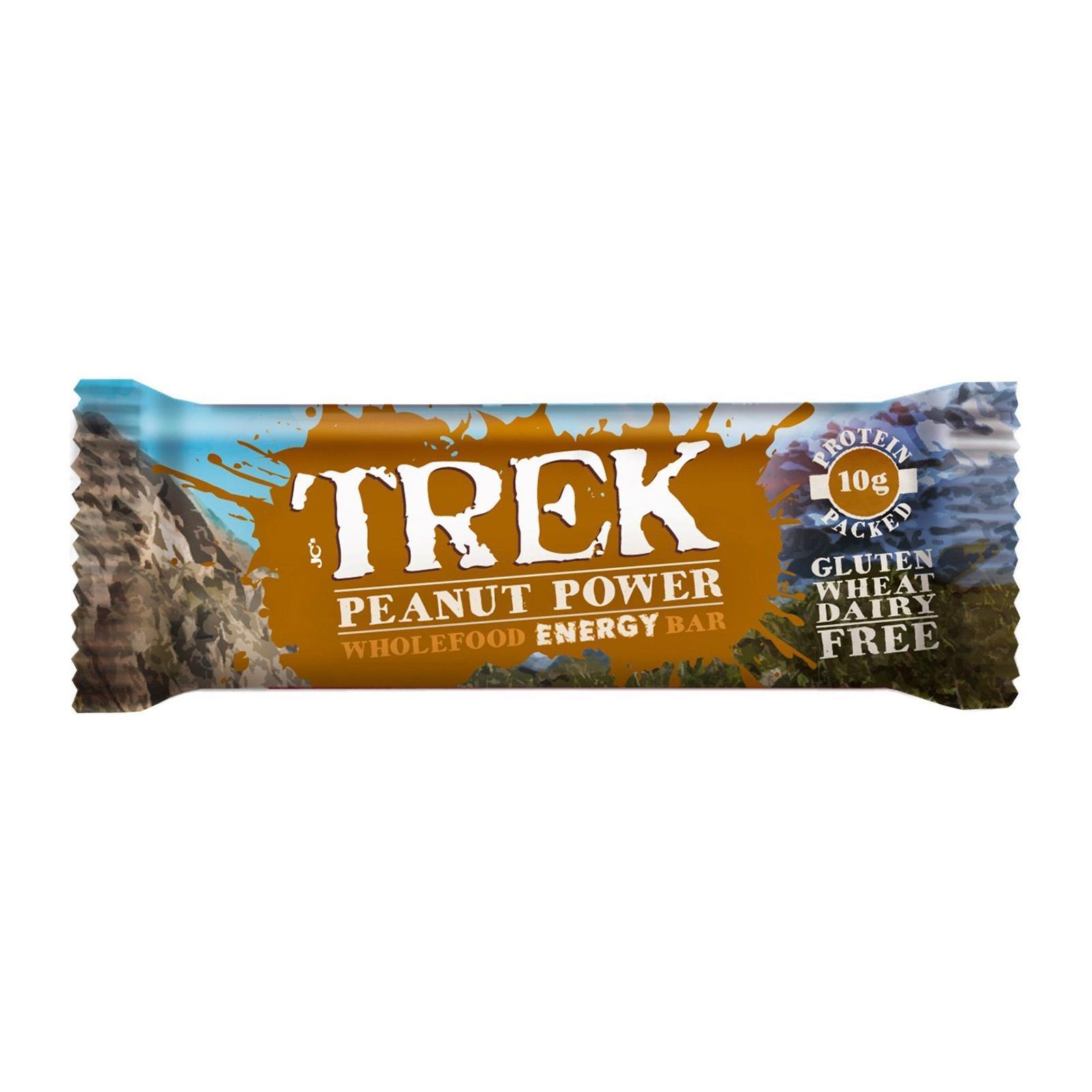 TREK 55 G Peanut Power Energy Bar