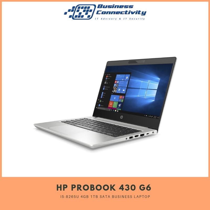 HP Probook 430 G6 i5-8265U 4GB 1TB SATA Business Laptop