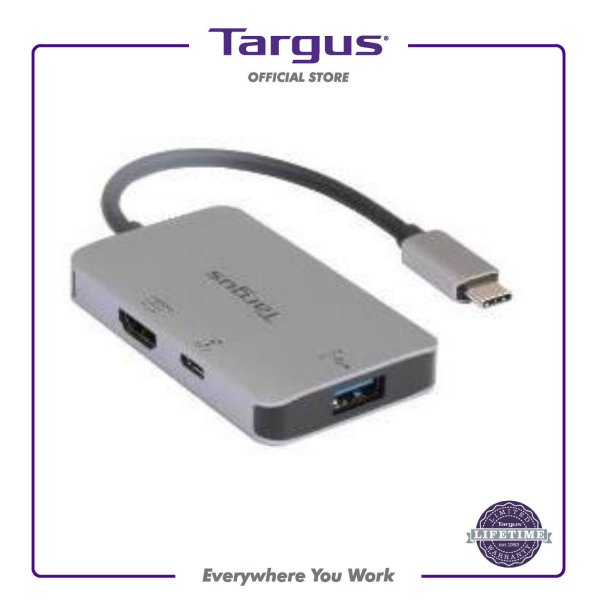Targus USB-C 4K HDMI Video Adapter with 100W Power Delivery (ACA948)