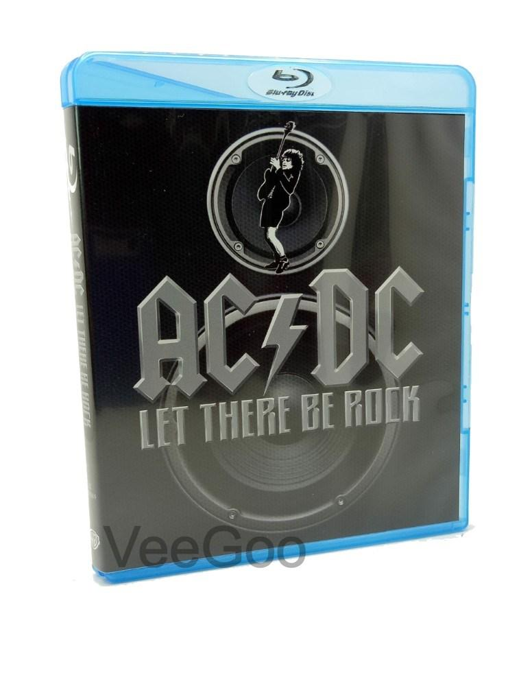 AC/DC LET THERE BE ROCK BD (NC16/RA)