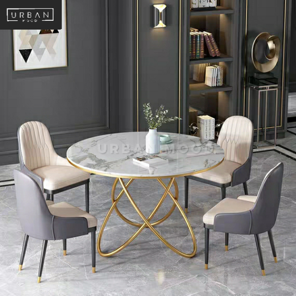 [Pre-Order] PLEDGE Contemporary Marble Dining Table