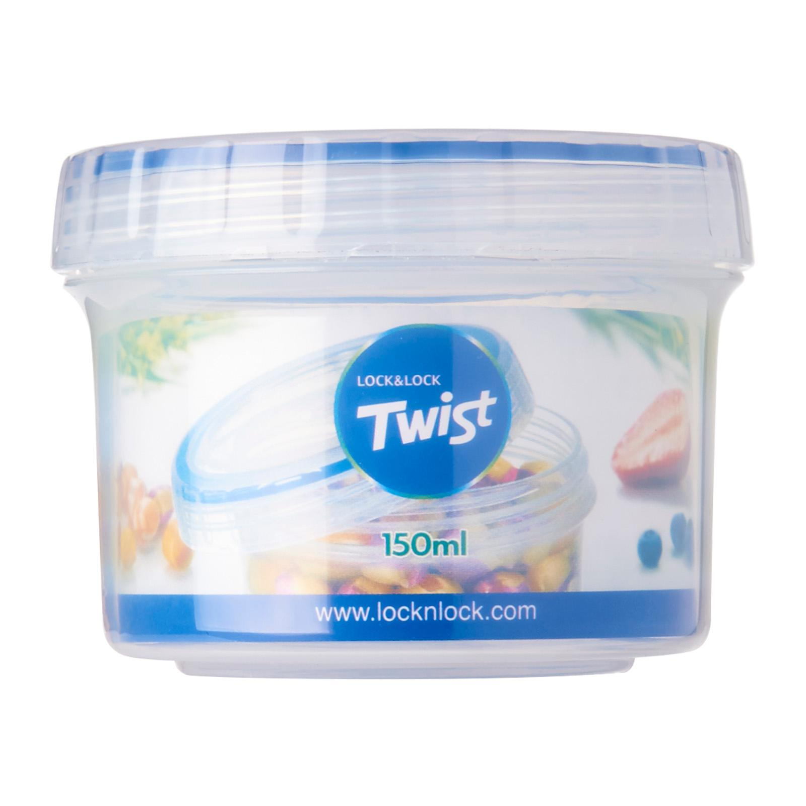 Lock and Lock Twist Container 150ML