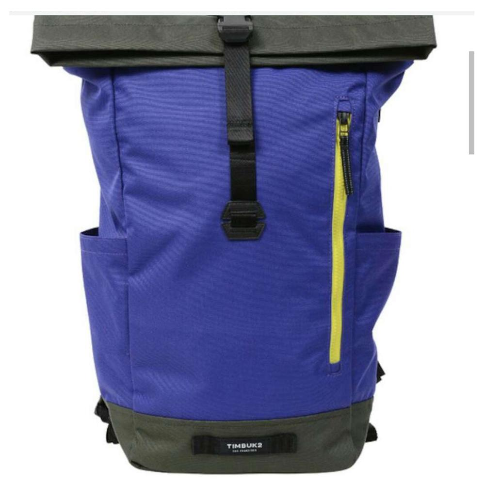 Timbuk2 Tuck Laptop Backpack Roll Top Urban Mobility Pack Travel Business Unisex Daily Bag
