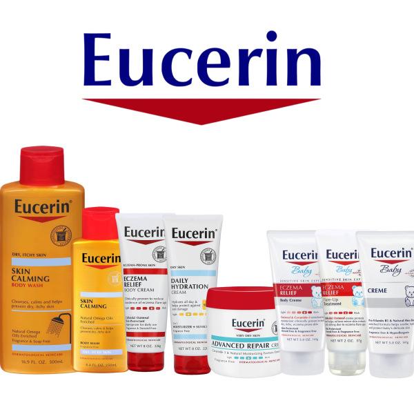 Buy [SG] Eucerin l Baby Cream, Baby Eczema Body Cream, Flare-Up Treatment, Daily Hydrating SPF30, Skin Calming Body Wash, Advance Repair Cream Singapore