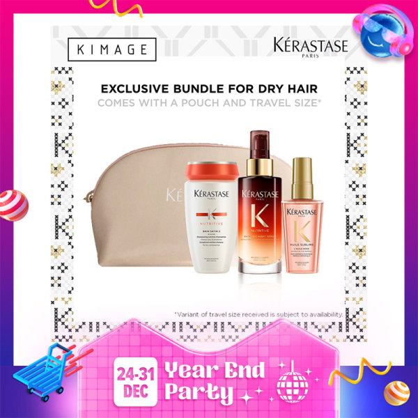 Buy Kerastase Nourish and Repair Dry Hair Packset Singapore