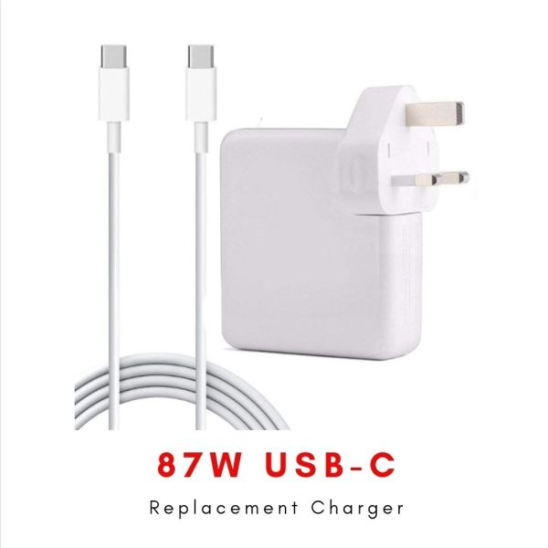 USB C Power Delivery (PD) Wall Charger Power Supply for Macbook Air / Macbook Pro