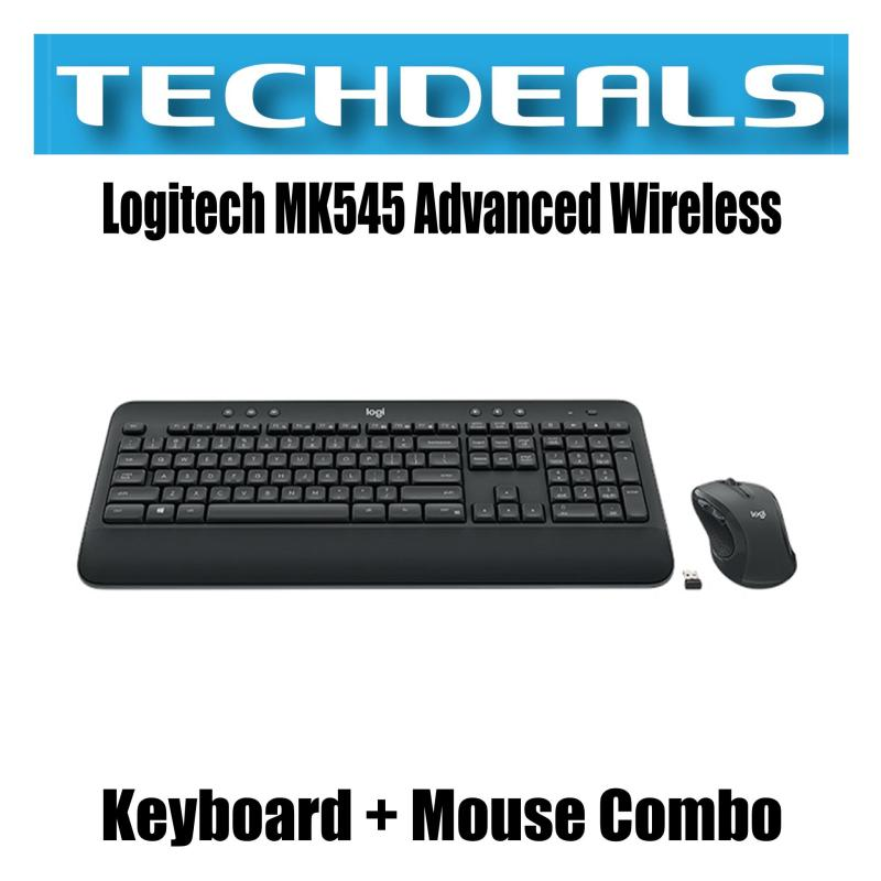Logitech MK545 Advanced Wireless Keyboard + Mouse Combo Singapore