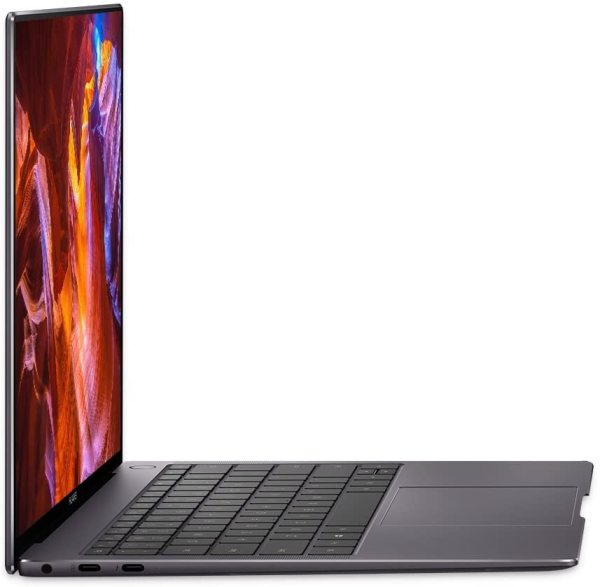 Huawei MateBook X Pro Signature Edition Thin & Light Laptop, 13.9 3K Touch, 8th Gen i7-8550U, 16 GB RAM, 512 GB SSD, GeForce MX150, 3:2 Aspect Ratio, Office 365 Personal
