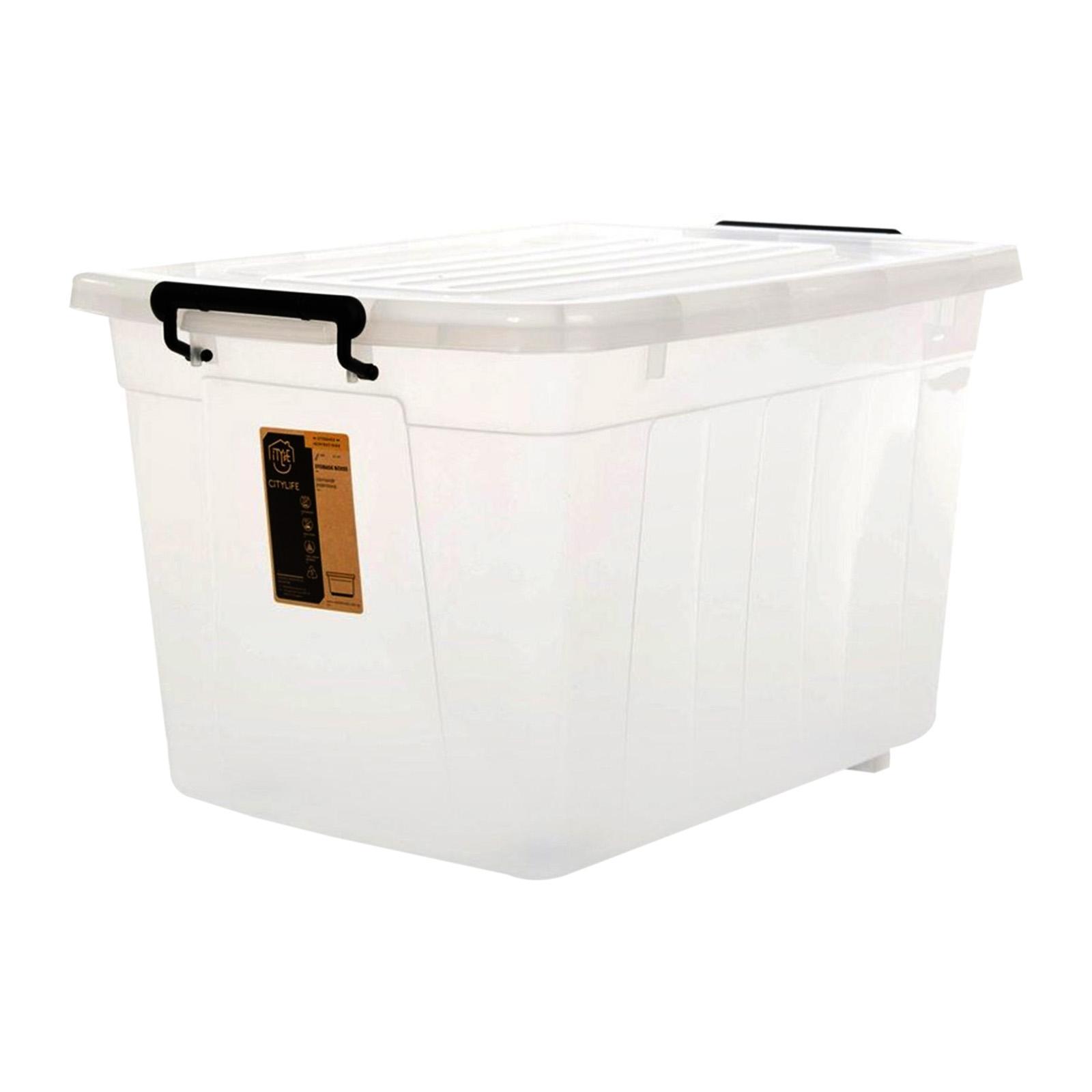 CITYLIFE Storage Box With Wheels