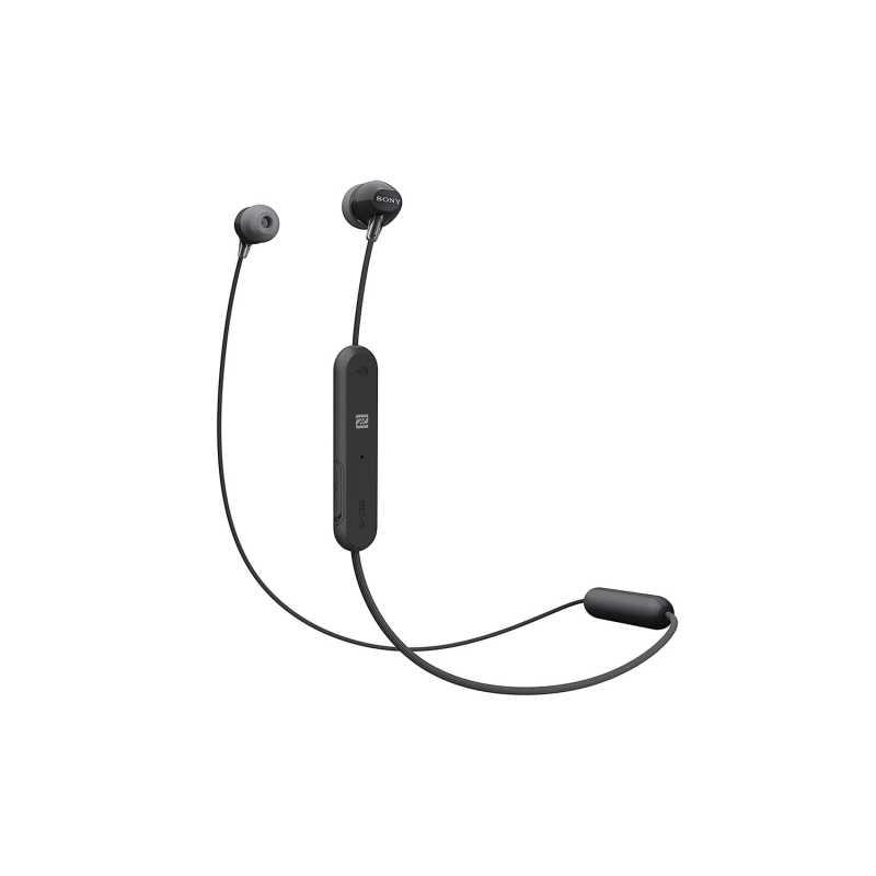 Sony Wi-C300 Wireless In-Ear Headphones, Blue Singapore