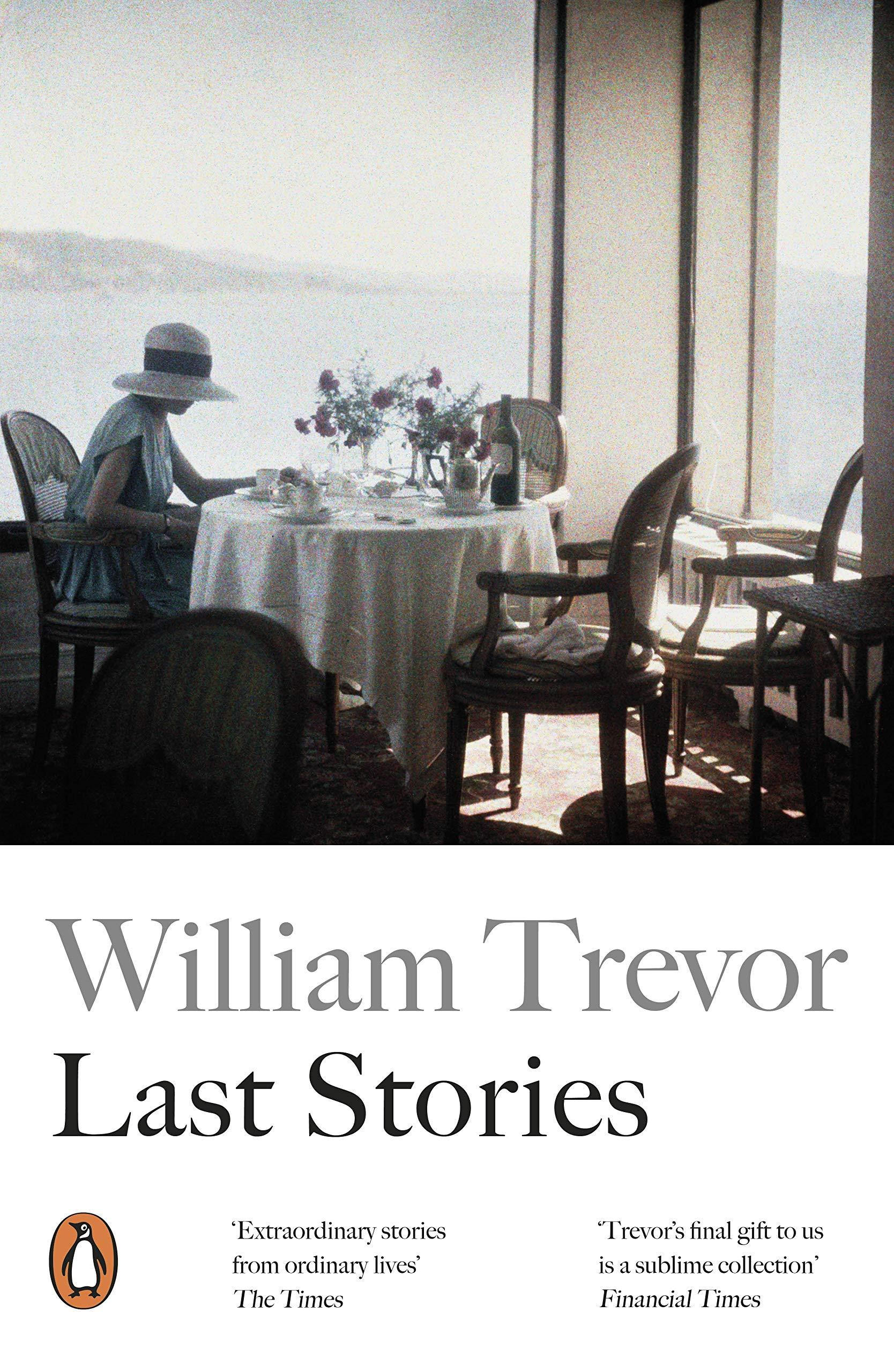 Last Stories by Willia Trevor