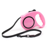 Price 5M Retractable Pet Dog Walking Leash Extending Puppy Leads Adjustable Dog Collar For Pet Care Pink Online China