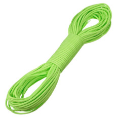 100ft 7strand Core Desert Parachute Cord Paracord Nylon 550lb Neon Green By Freebang.