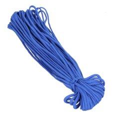100FT Parachute Cord Lanyard Rope(Blue) (EXPORT)