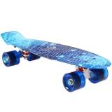 Price 100Kg Load Retro Skateboard Starry Sky Pattern Mini Board For Outdoor Sport Intl Oem Original