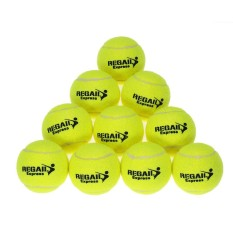 10pcs/bag Tennis Training Ball Practice High Resilience Training Durable Tennis Ball Training Balls For Beginners Competition - Intl By Tomtop.