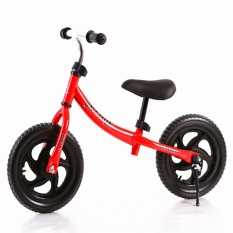 Compare 12 Two Wheeled Pushbike Children Balance Training Bike With Adjustable Handlebar And Saddle Intl Prices