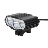 12000Lm 3 X Xml T6 Led 4 Modes Bicycle Lamp Bike Light Headlight Cycling To Intl Deal