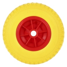 1pc 10 Puncture-Proof Tire Wheel For Kayak Canoe Trolley Cart Replacement Tire - Intl By Tomtop.