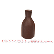 1pc Billiard Kelly Pool Shaker Bottle With 16 Numbered Tally Balls Peas. - Intl By Sportschannel.