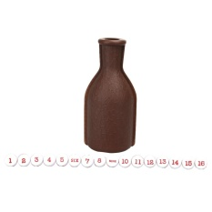 1pc Billiard Kelly Pool Shaker Bottle With 16 Numbered Tally Balls Peas. - Intl By Crystalawaking.