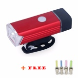 Price 2017 Ipx 6 Cree 200Lm Usb Rechargeable Cycle Bicycle Bike Headlamp Front Light Intl Oem New