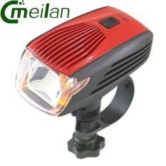2017 New Bike Front Light Bicycle Led Light Usb Rechargeable German Design Certification Lamp Meilan X1 Intl Shopping