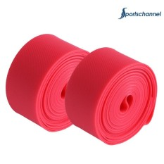 2pcs Nylon Pvc Bicycle Inner Tube Pads Rim Liner Tire Mat For 26in Tire - Intl By Sportschannel.