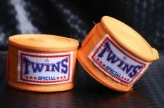 2pcs/pack 5m Cotton Kick Boxing Bandage Wrist Straps Sports Sanda Taekwondo Hand Gloves Wraps Bandagem Muay Thai - Intl By Jacksoo.