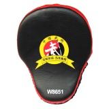 How Do I Get 360Dsc Breathable Curved Shield Taekwondo Boxing Sanda Focus Kick Hand Target Pad Training Gear Black Red Intl