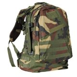 Discount 3D Outdoor Molle Military Backpack Tactical Rucksack Camping Hiking Bag 55L Oem