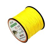 4 Strands Super Strong Pe Braided Fishing Line 500M White 20Mm 22Lbs Intl Free Shipping